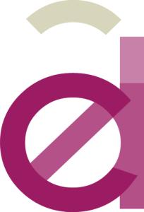 Infographiste Rouen Pascal Ridel Création logo Adel lettre rose la Fapil