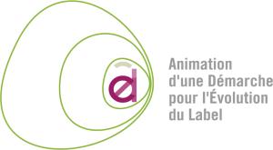 Infographiste Rouen Pascal Ridel Création logo Adel vignette rose long la Fapil