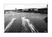 Infographiste Rouen Pascal Ridel Les 24 heures motonautiques de Rouen 2017 - pont Boeiidieu