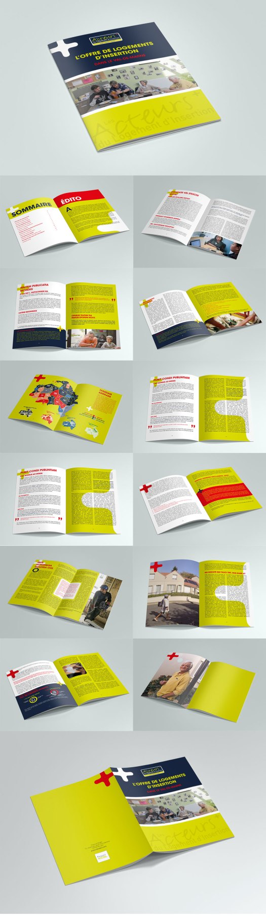Pascal Ridel Infographiste Rouen brochure 24 pages
