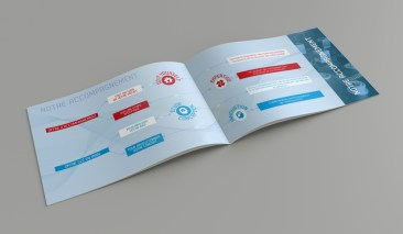 Pascal Ridel Infographiste Rouen double page plaquette Overspeed