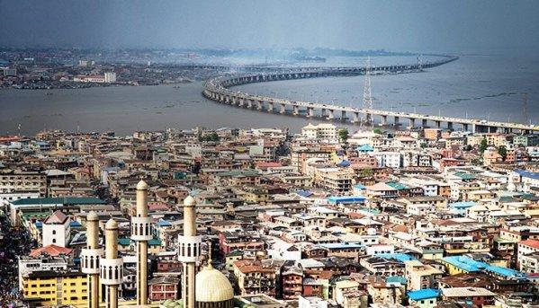 Land in Lagos