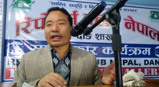 हिन्दी भाषालाई राष्ट्रिय भाषा बनाउन सकिदैन् : माओवादी नेता पुन