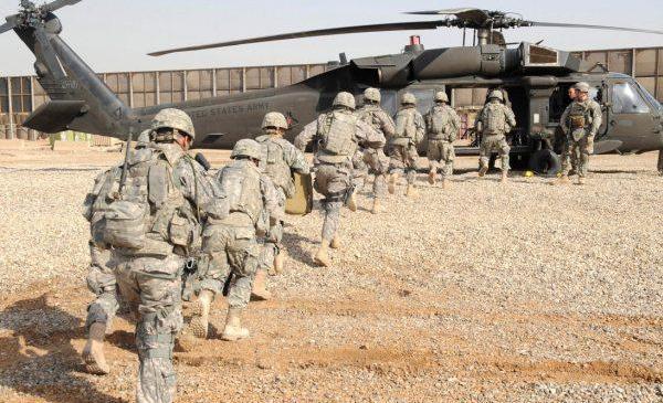 इराकको पूर्वी क्षेत्र सेनाको कब्जामा
