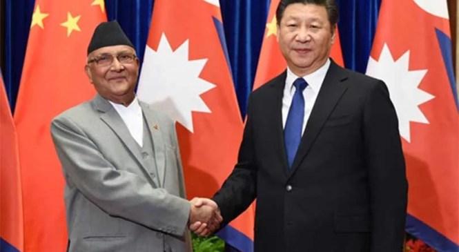 चिनियाँ रेल छिट्टै काठमाडौं पुग्ने राष्ट्रपति सीको विश्वास