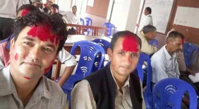 ३९ सदस्यीय नेपाल शिक्षक महासंघ सुर्खेतको अध्यक्षमा थापा