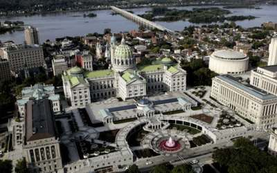 PA Schools Work Gathers at Capitol for Launch