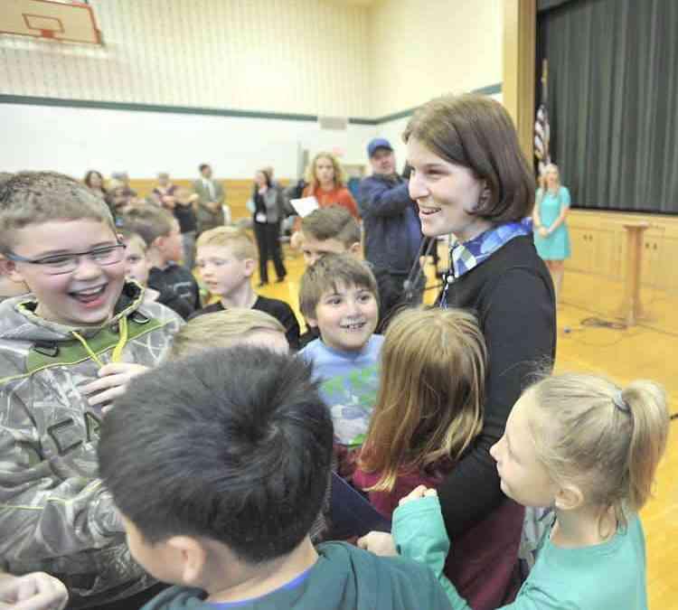 Somerset teacher garners prestigious award