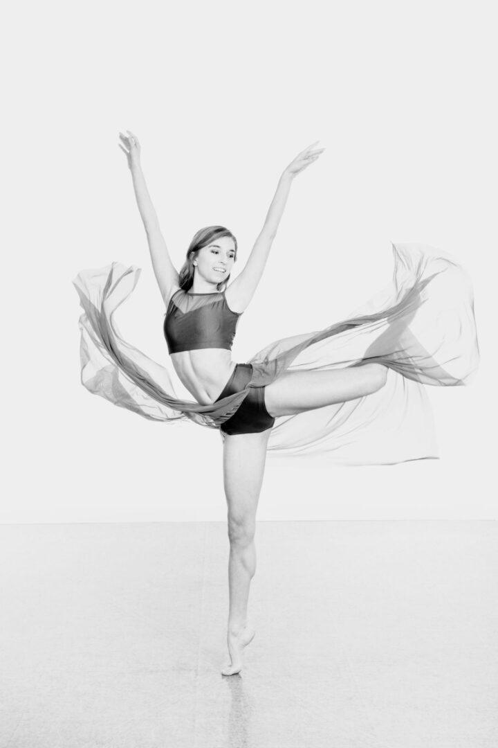 Pas De Duex | School of Dance