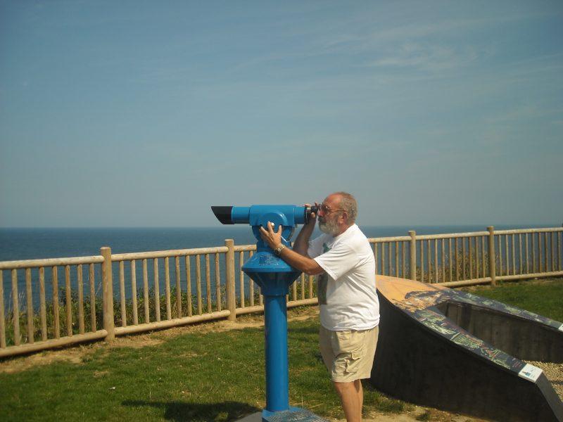 El primer mar de Ignacio Carnero