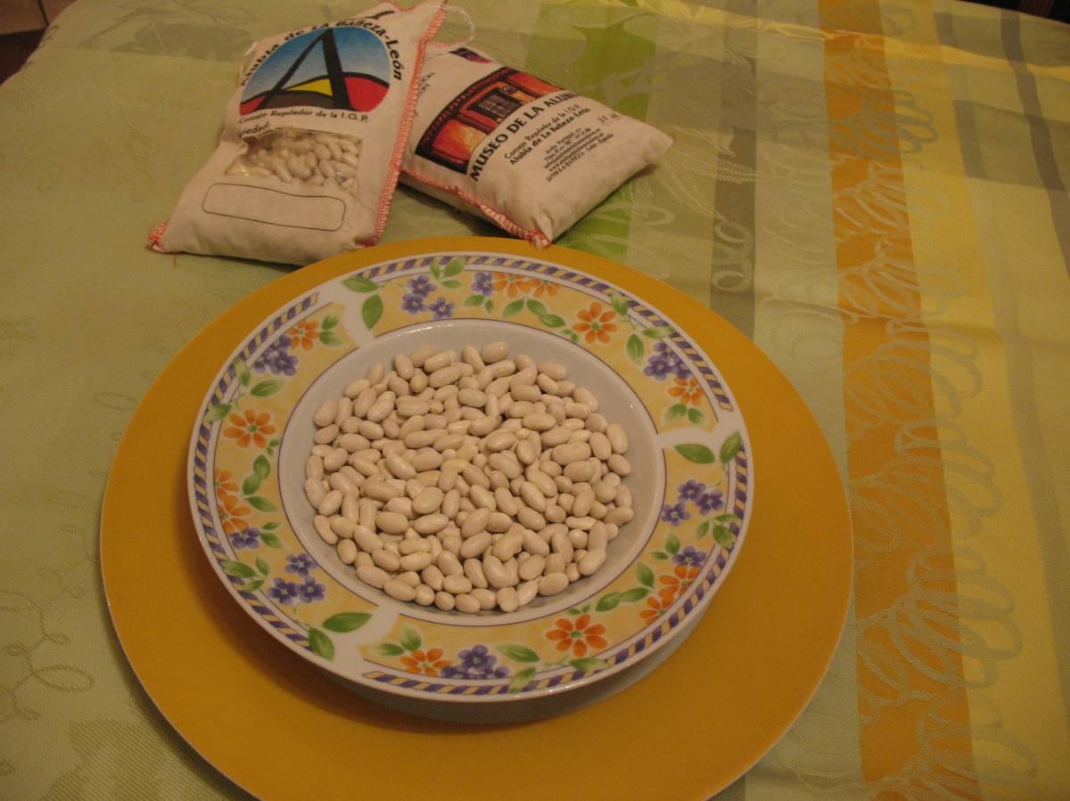 Alubias de La Bañeza
