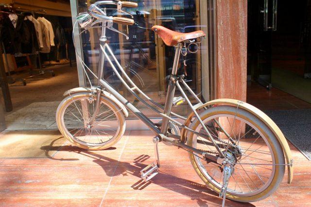 Bicicleta Tokio