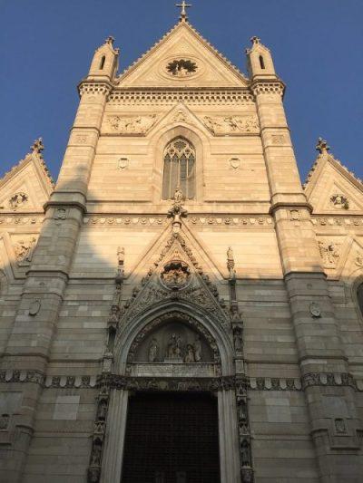 Catedral de Napoles Italia
