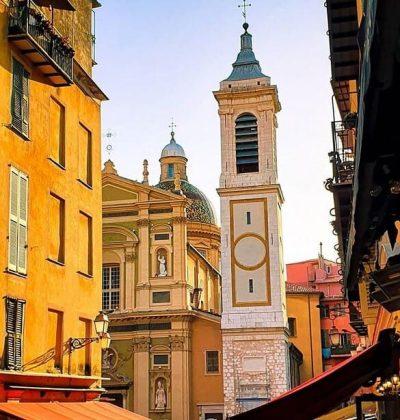 Ciudad Vieja de Niza