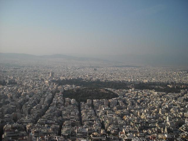 Colina Licabeto Atenas Grecia