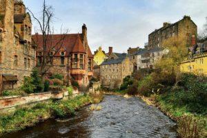 Dean Village Edimburgo