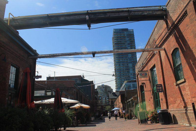 Distillery District Toronto Canada