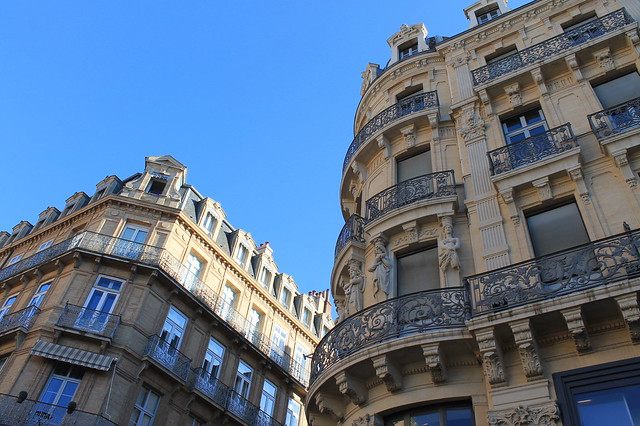 Edificios de Toulouse