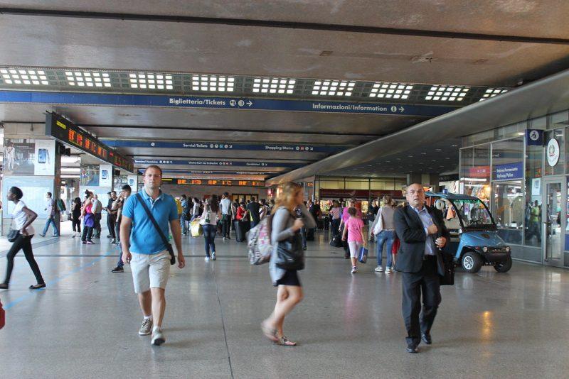 Estacion Termini Roma