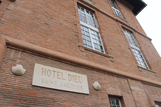Hotel Saint Jacques Toulouse
