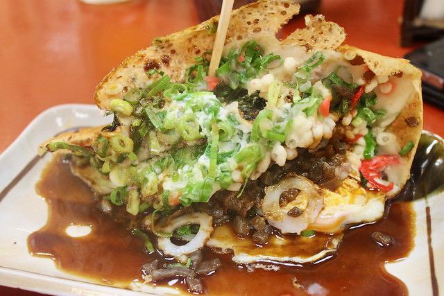 Comida japonesa Issen-yosyoku
