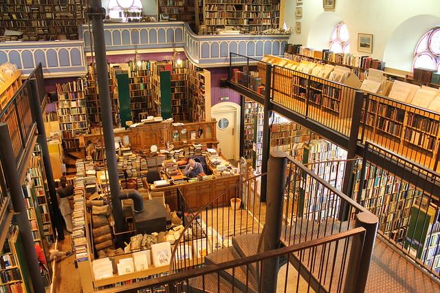 Libreria Leakeys Inverness Escocia