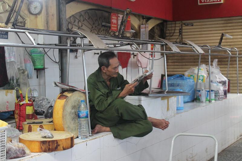 Mercado de Ho Chi Minh
