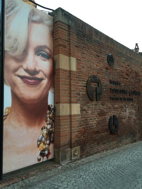 Museo Toulouse-Lautrec Albi Francia