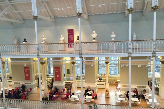 Museo de Escocia Edimburgo