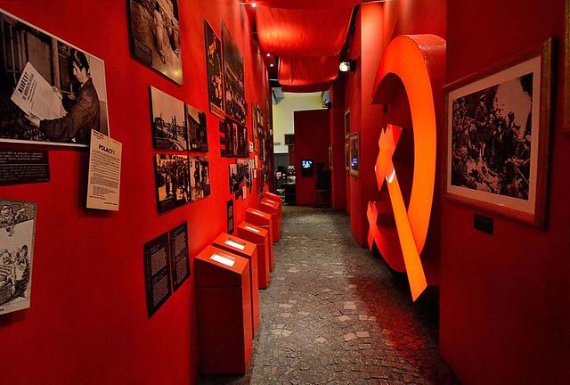Museo del Alzamiento de Varsovia Polonia
