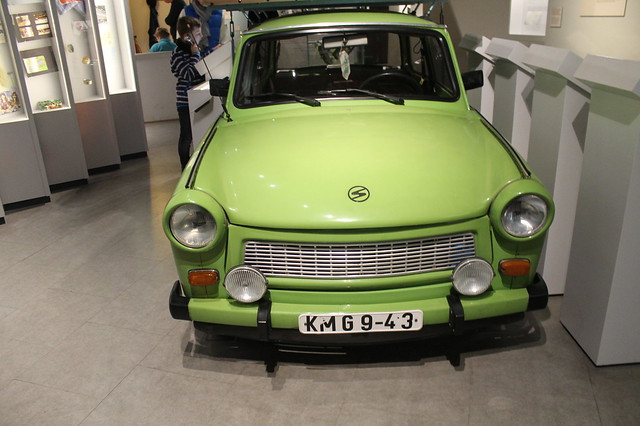 Museum in the Kulturbrauerei Berlin