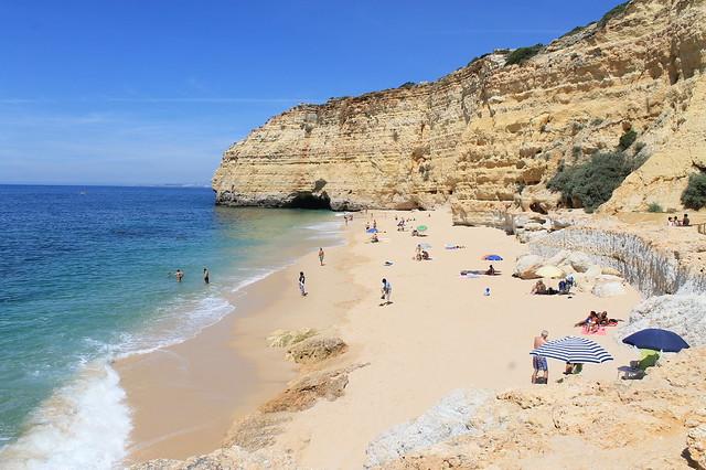 Praia de Vale Centeanes Portugal
