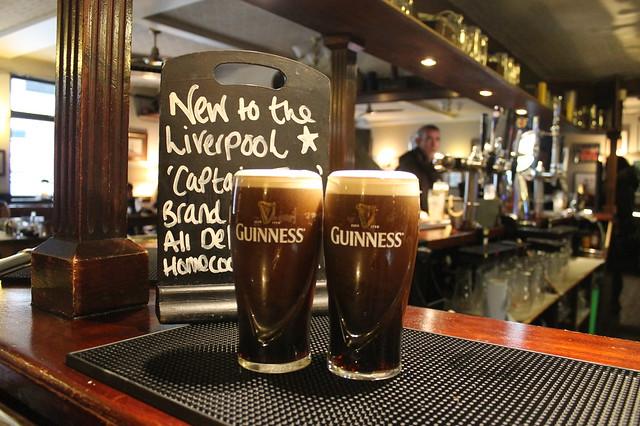 Pubs de Liverpool