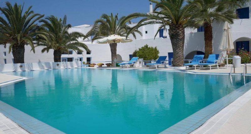 Sagterra Hotel Naxos Grecia