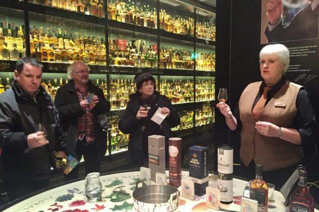 Scotch Whisky Experience Edimburgo