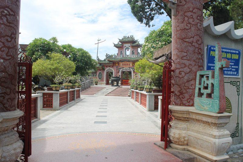 Templo Quang Cong