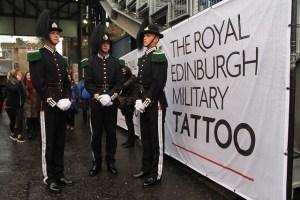 The Royal Edinburgh Military Tattoo Edimburgo
