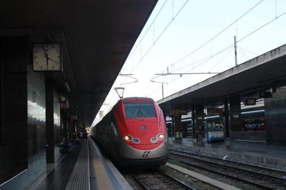 Tren Roma Florencia