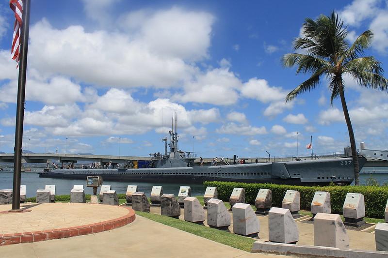 USS Bowfin Submarine Museum & Park Pearl Harbor