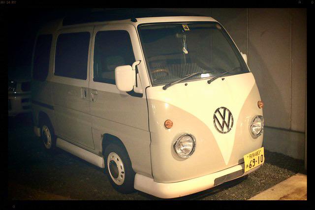 Volkswagen japonesa