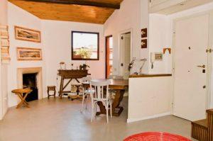 Apartamento Roma comedor