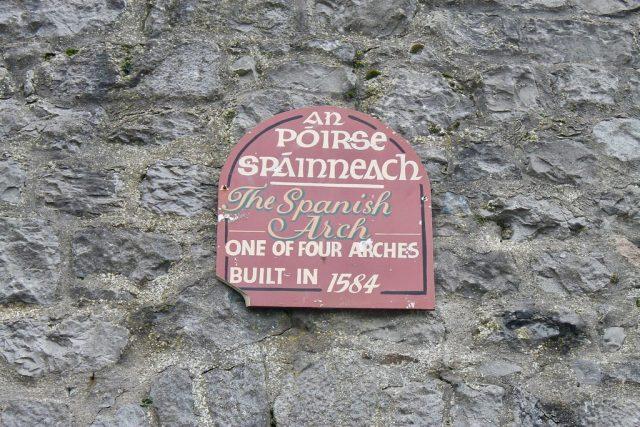 Arco español Galway