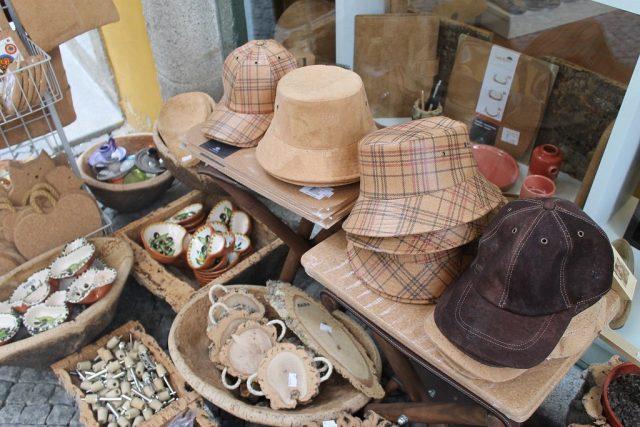 Articulos de corcho Evora Portugal
