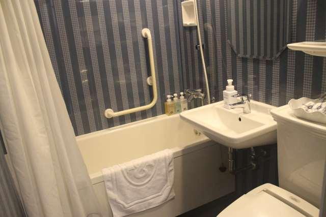 Baño Hotel Monterey Grasmere Osaka
