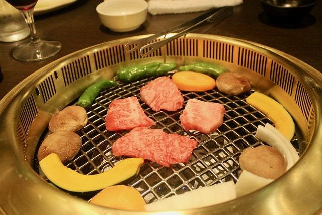 Barbacoa japonesa Maruaki Takayama