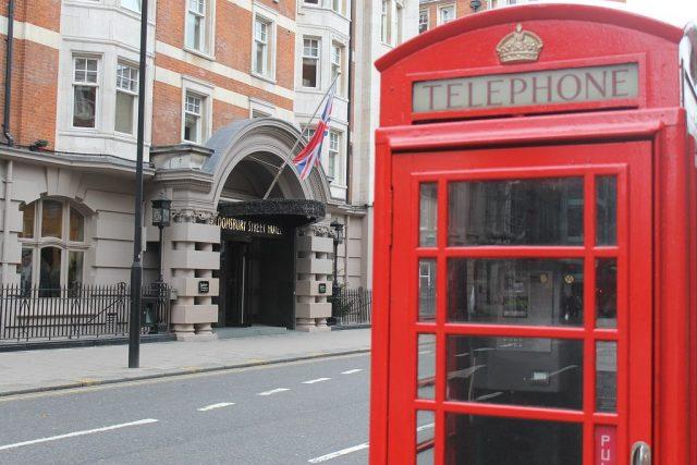 Bloomsbury Street Londres