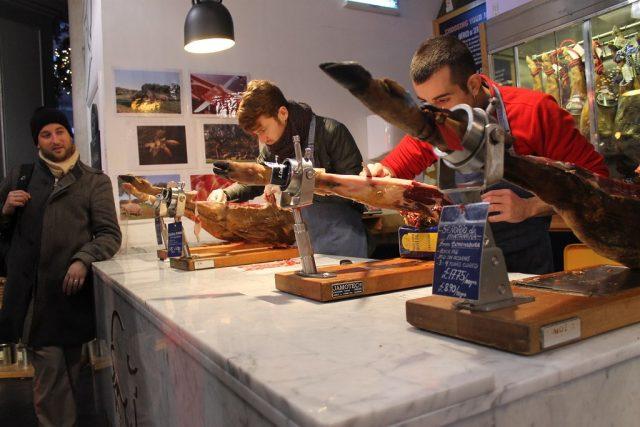 Brindisa Borough Market Londres