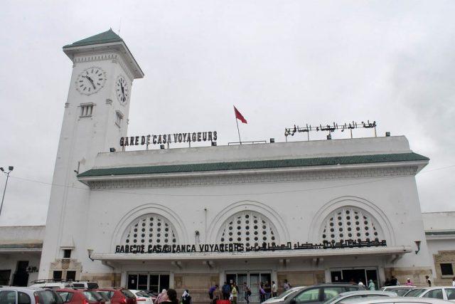 Transporte público en Casablanca Casa Voyagers