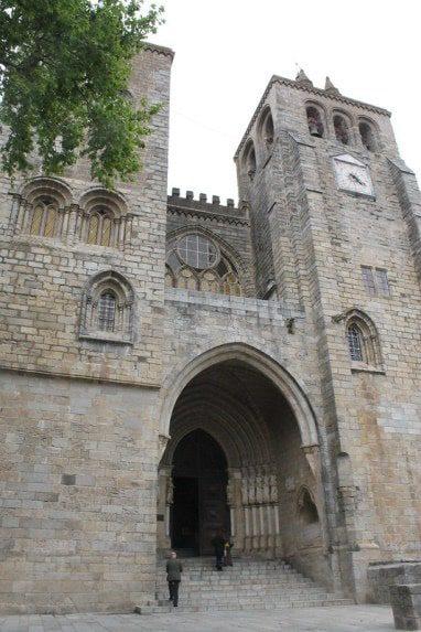 Catedral de Evora Portugal