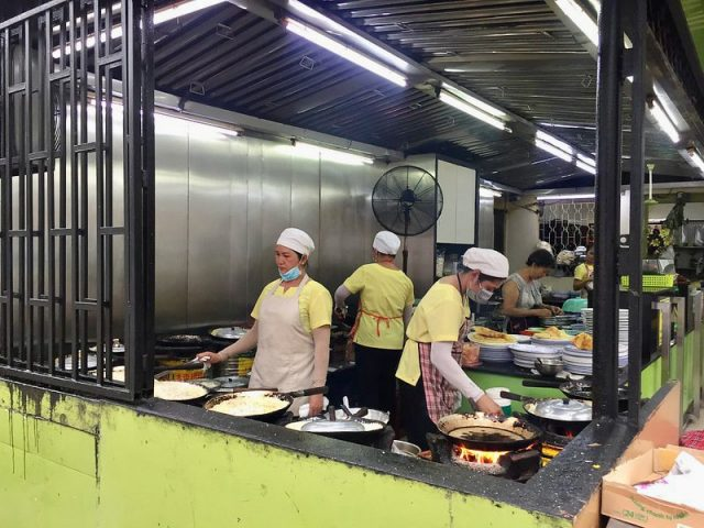 Cocina Bahn Xeo 46A Ho Chi Minh Vietnam